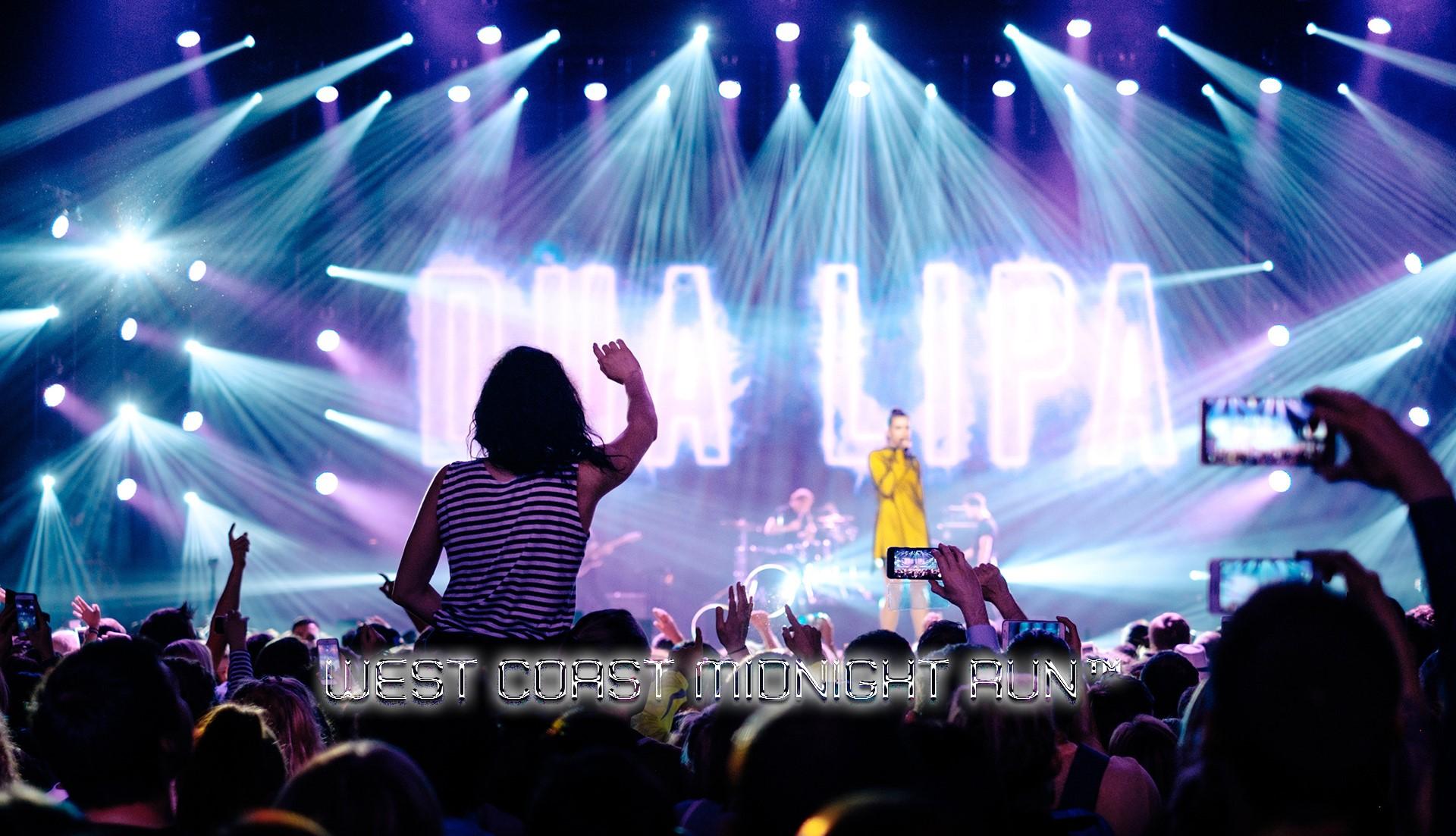 Concert Dua Lipa Musician