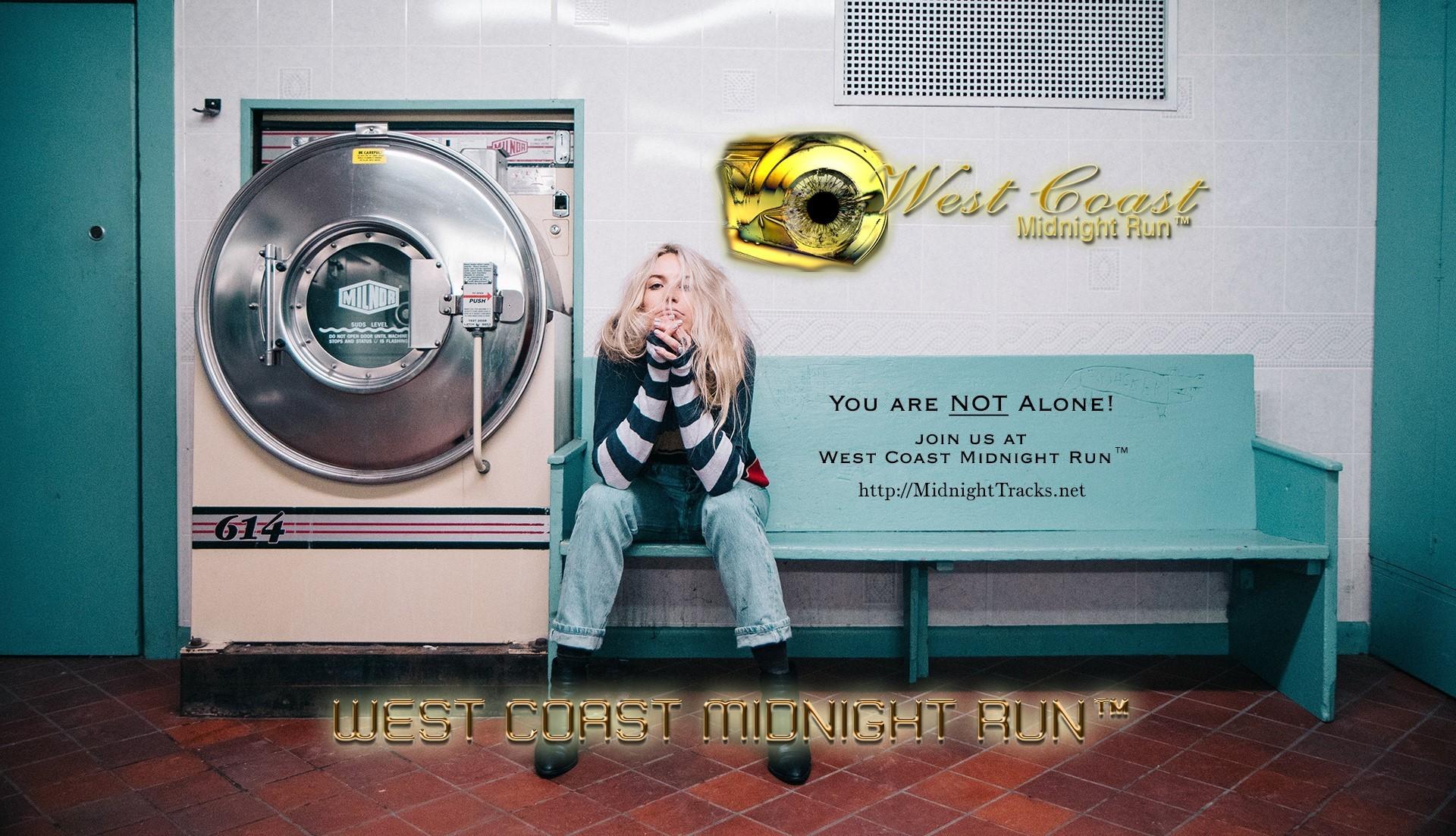 Laundromat Blonde
