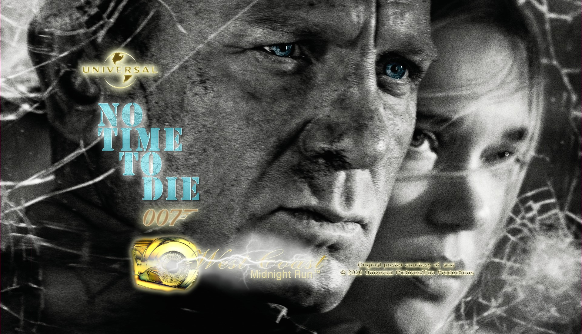 No Time To Die James Bond 007