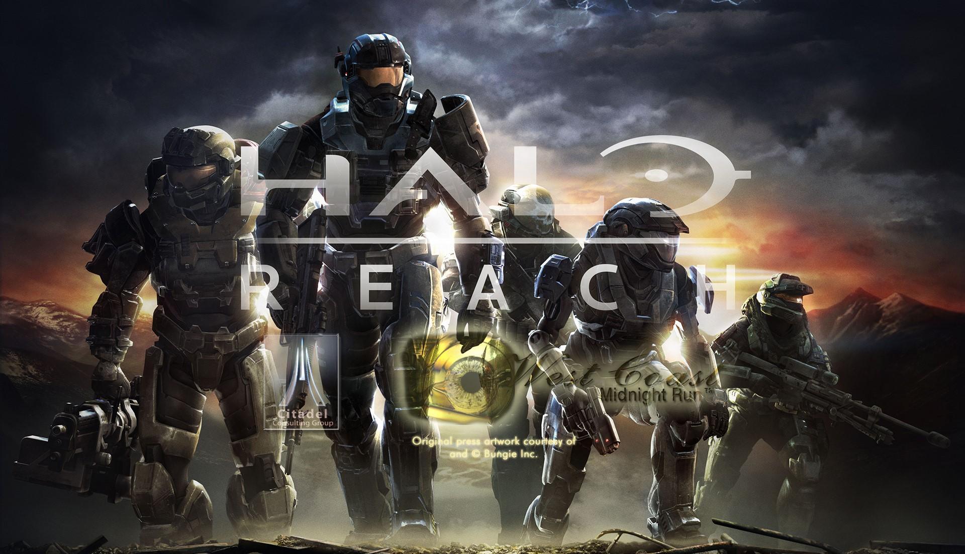 Halo Reach Planetside