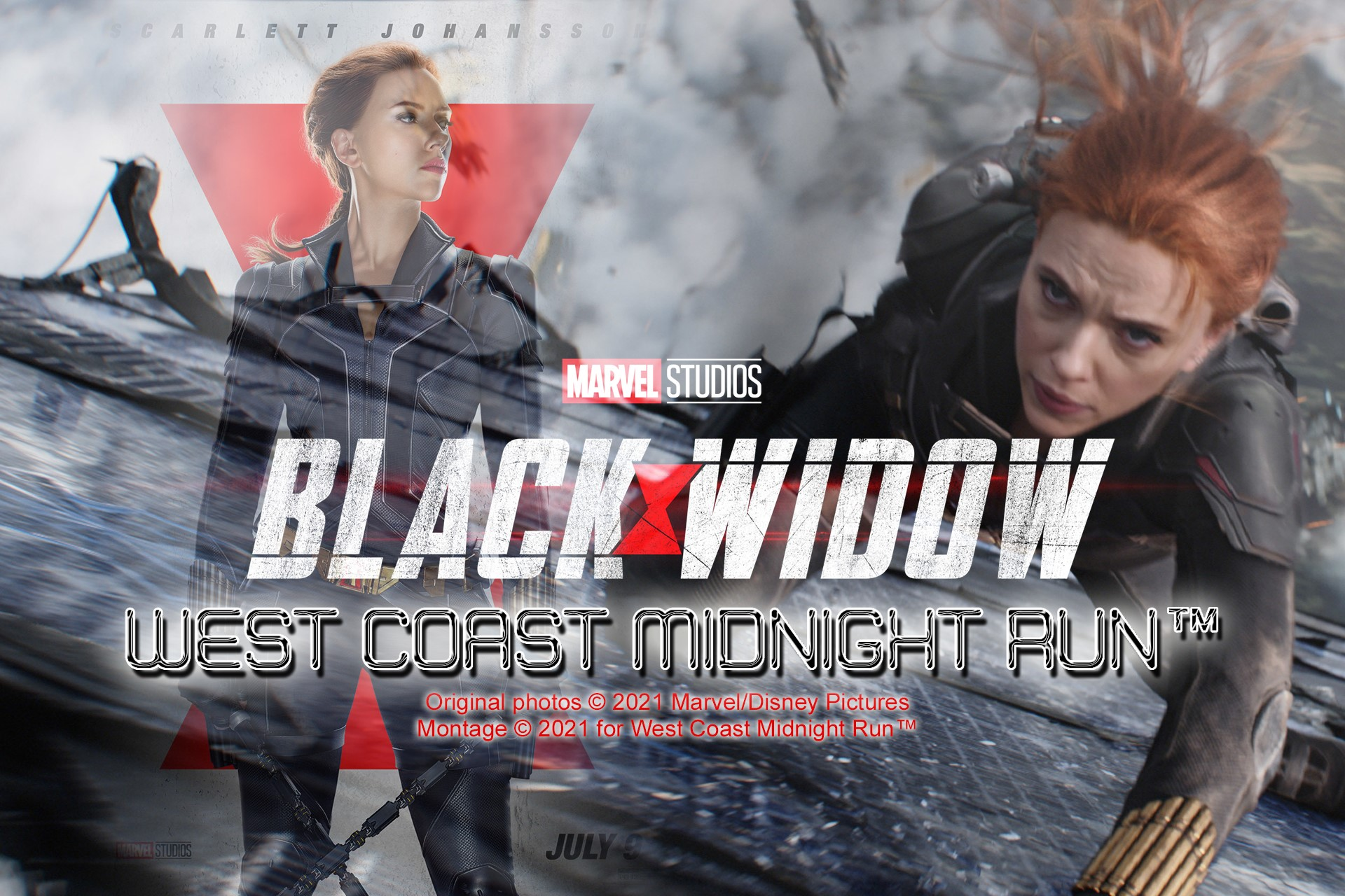 Black Widow Sky High
